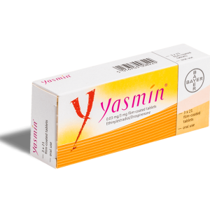 yasmin anticonceptiepil