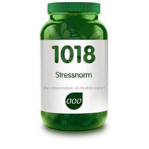 1018 Stressnorm (vernieuwde samenstelling)