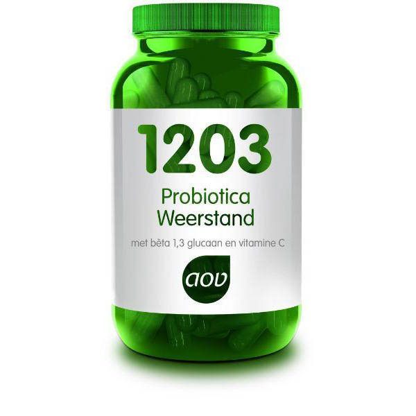 1203 Probiotica weerstand (v/h 1112)