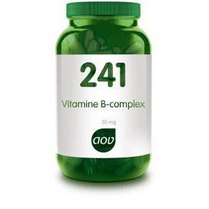 241 Vitamine B complex 50 mg