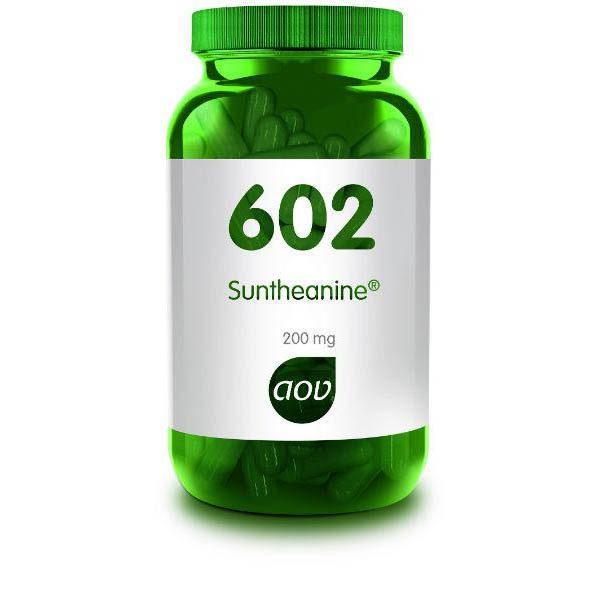 602 Suntheanine L-Theanine 200 mg