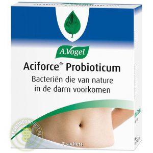 A.Vogel Aciforce Probioticum Sachets 7st