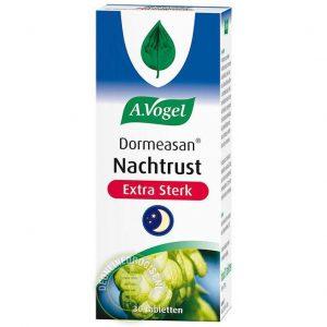 A.Vogel Dormeasan Nachtrust Extra Sterk Tabletten 30st