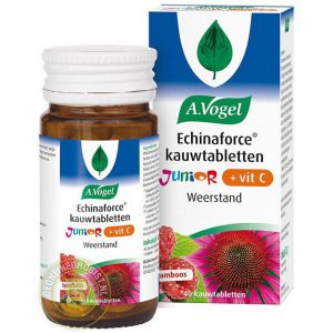 A.Vogel Echinaforce Junior met Vitamine C Kauwtabletten 40st