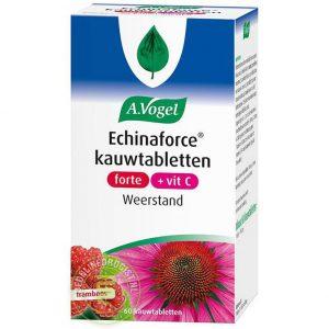 A.Vogel Echinaforce Kauwtabletten Forte + Vitamine C 60st