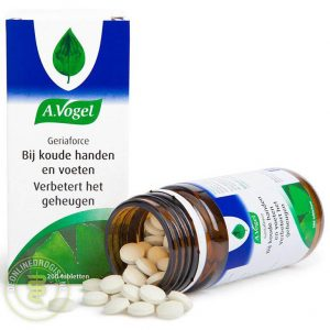 A.Vogel Geriaforce Tabletten 200st