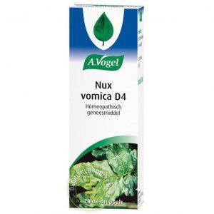 A.Vogel Nux Vomica D4 Druppels