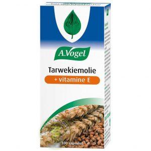 A.Vogel Tarwekiemolie + Vitamine E Capsules 100st