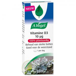 A.Vogel Vitamine D3 10 __g Tabletten