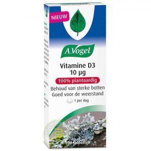 A.Vogel Vitamine D3 10 __g Tabletten
