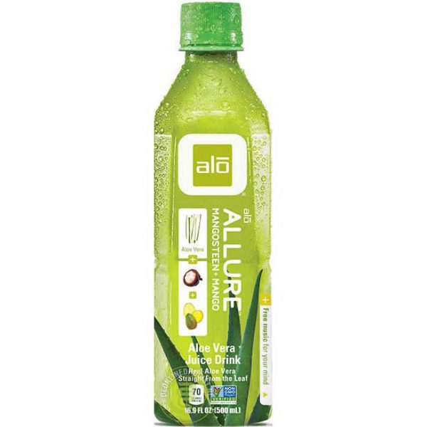 ALO Drink Allure Alo_ Vera + Mangosteen + Mango