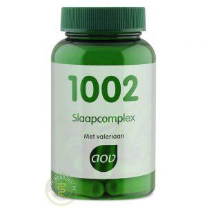 AOV 1002 Slaapcomplex Capsules 30st