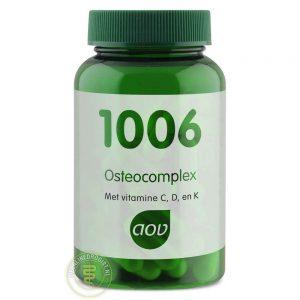 AOV 1006 Osteocomplex Capsules 60st