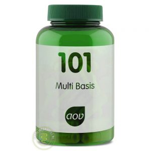 AOV 101 Multi Basis Capsules 60st