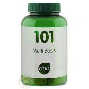 AOV 101 Multi Basis Capsules 60st