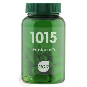 AOV 1015 Prostanorm Capsules 30st