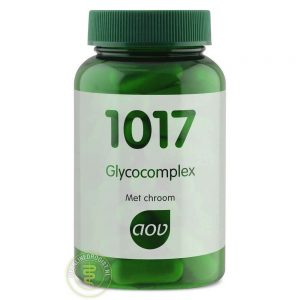AOV 1017 Glycocomplex Vegacaps 60st