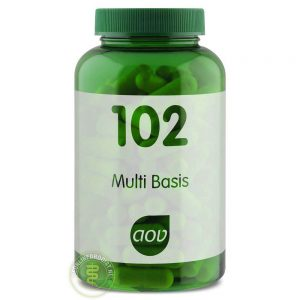 AOV 102 Multi Basis Capsules 120st