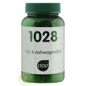 AOV 1028 ALC & Ashwagandha Capsules 60st