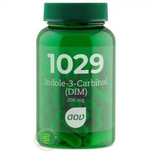AOV 1029 Indole-3-Carbinol (DIM) Vegacaps
