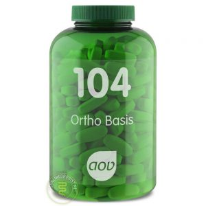 AOV 104 Ortho Basis Tabletten 270st