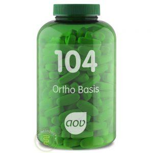 AOV 104 Ortho Basis Tabletten 270st