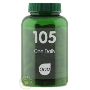 AOV 105 One Daily Tabletten 90st
