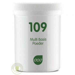 AOV 109 Multi Basis Poeder 250gr
