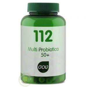 AOV 112 Multi Probiotica 50+ Capsules 60st
