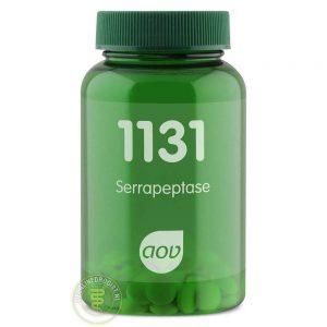 AOV 1131 Serrapeptase Tabletten 60st