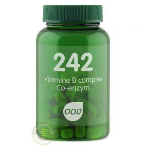 AOV 242 Vitamine B Complex Co-Enzym Tabletten