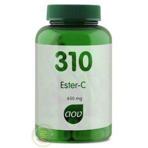 AOV 310 Ester C Capsules 60st