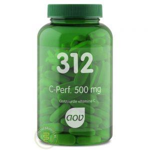 AOV 312 C Perfect 500mg Tabletten 180st