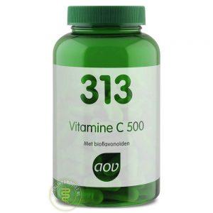AOV 313 Vitamine C500 Vegacaps 100st
