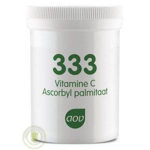 AOV 333 Vitamine C Ascorbyl Palmitaat 60gr