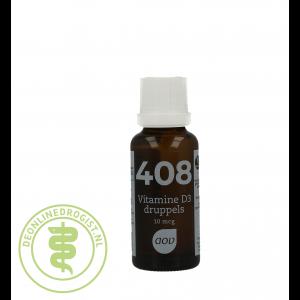 AOV 408 Vitamine D3 Druppels 25ml