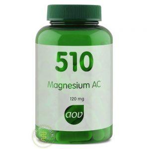 AOV 510 Magnesium AC Capsules 60st