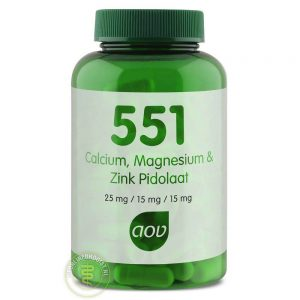 AOV 551 Calcium