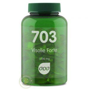 AOV 703 Visolie Forte Capsules 60 st