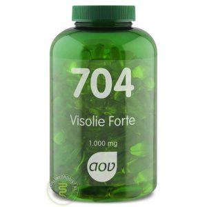 AOV 704 Visolie Forte 1000mg Capsules