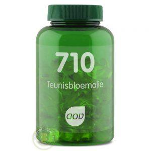 AOV 710 Teunisbloemolie 1000mg Capsules 60st