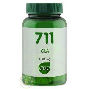 AOV 711 GLA Capsules 30st