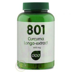 AOV 801 Curcuma Longa-Extract 60st