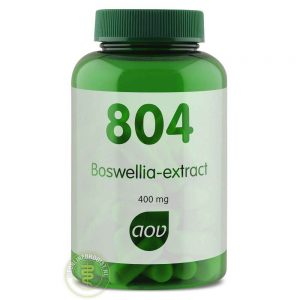 AOV 804 Boswellia-extract 400mg Capsules 60st