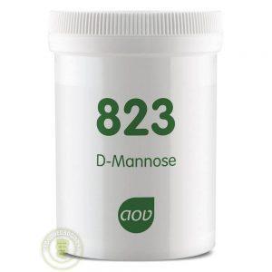 AOV 823 D-Mannose Poeder 50gr