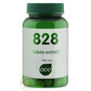 AOV 828 Salvia Extract Vegacaps 60st