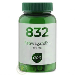 AOV 832 Ashwagandha Capsules