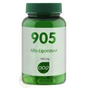 AOV 905 Alfa Liponzuur Capsules