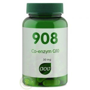 AOV 908 Co Enzym Q10 30mg Capsules 60st