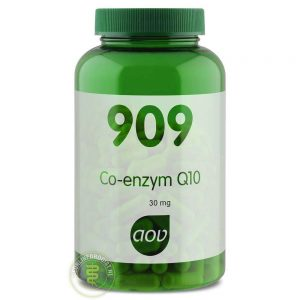AOV 909 Co Enzym Q10 30mg Capsules 180st